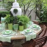 bahçe masa